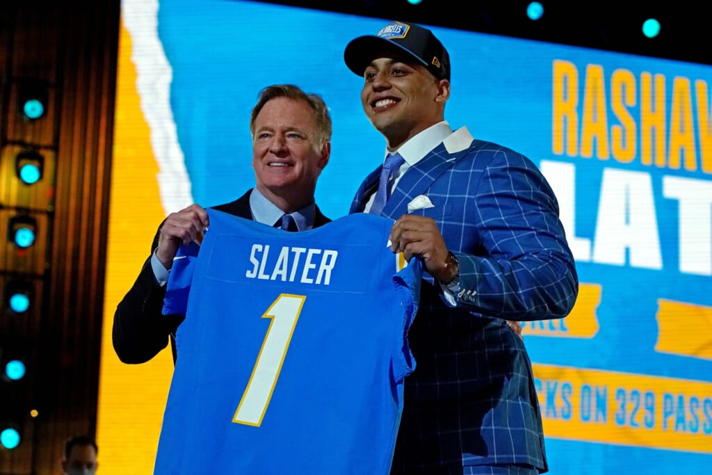 5 teams who are the biggest winners of 2021 NFL offseason: Los Angeles Chargers