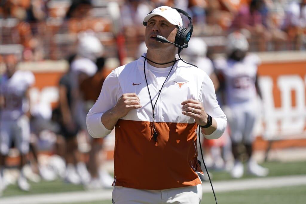 Highest-paid college football coaches: Steve Sarkisian, Texas