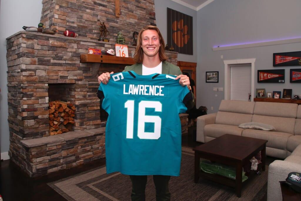 NFL storylines: Trevor Lawrence