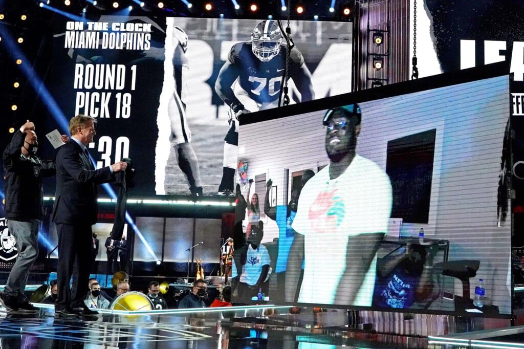 NFL Draft classes: Las Vegas Raiders