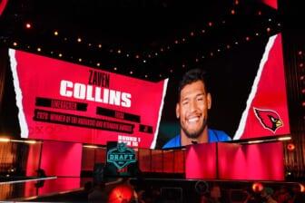 Zaven Collins already Cardinals starter, Jordan Hicks to seek trade