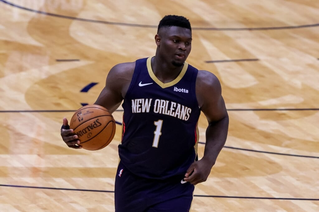 NBA MVP candidates: Zion Williamson