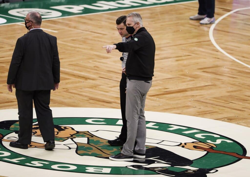 Boston Celtics, Danny Ainge/Brad Stevens