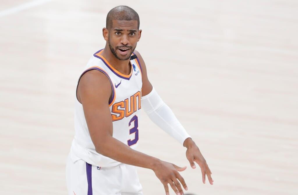 Phoenix Suns Chris Paul to return for Game 3.