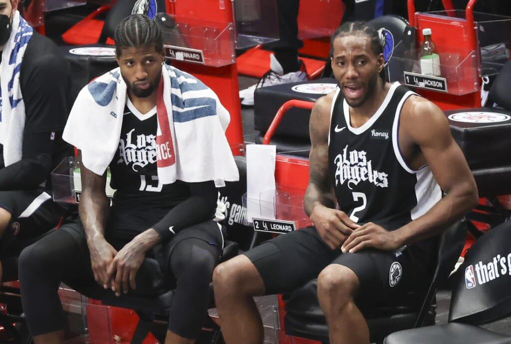 NBA trade rumors: Paul George