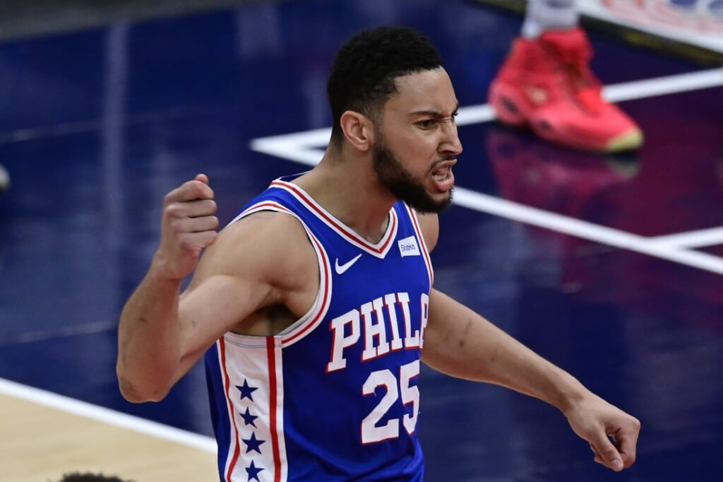 Cleveland Cavaliers take the Ben Simmons risk