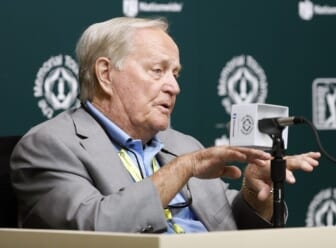 Jack Nicklaus says the media was different when he was playing.  Ceb 2021mem2 Kwr 14