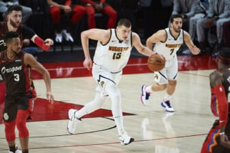 Nikola Jokic, NBA MVP