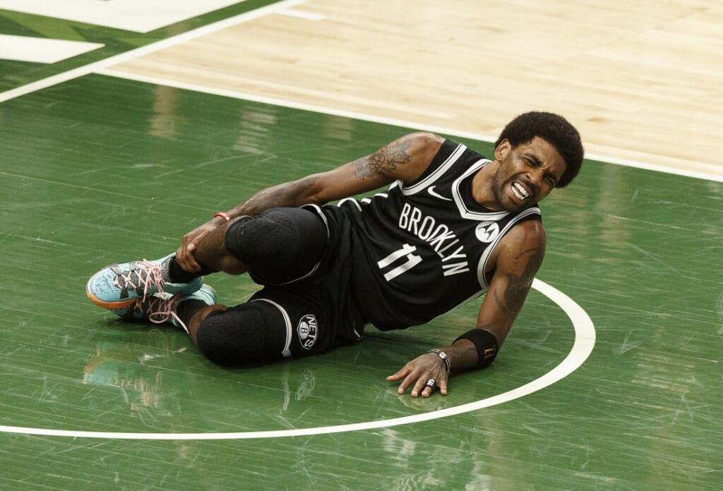 LeBron James talks NBA injuries