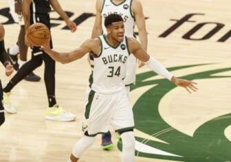 All-NBA Teams: Giannis Antetokounmpo