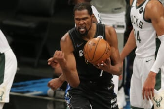 NBA free agents 2022: Kevin Durant