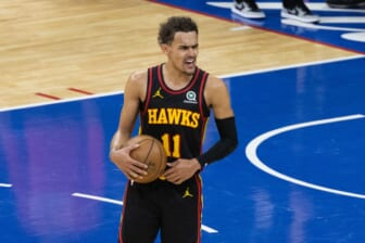 LOOK: Trae Young hints at Team USA Olympic snub in classic social media post