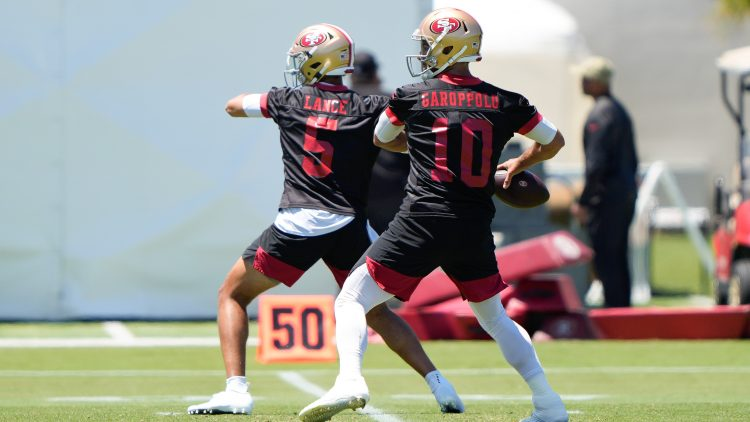 49ers passed up on tom brady, and will now be relying on these two