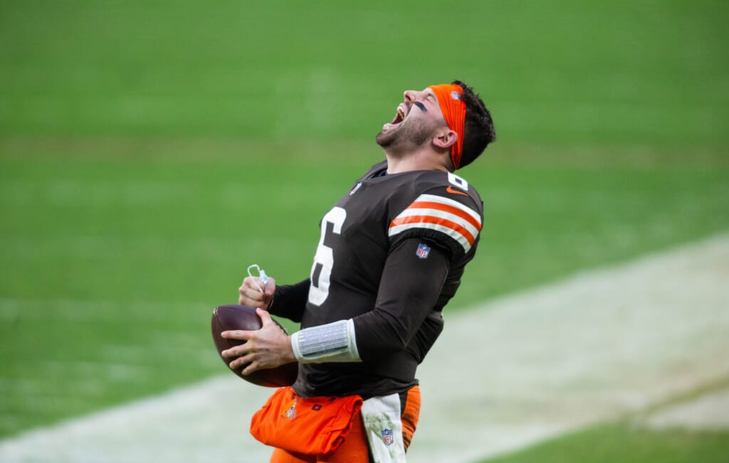 NFL contracts, Baker Mayfield extension