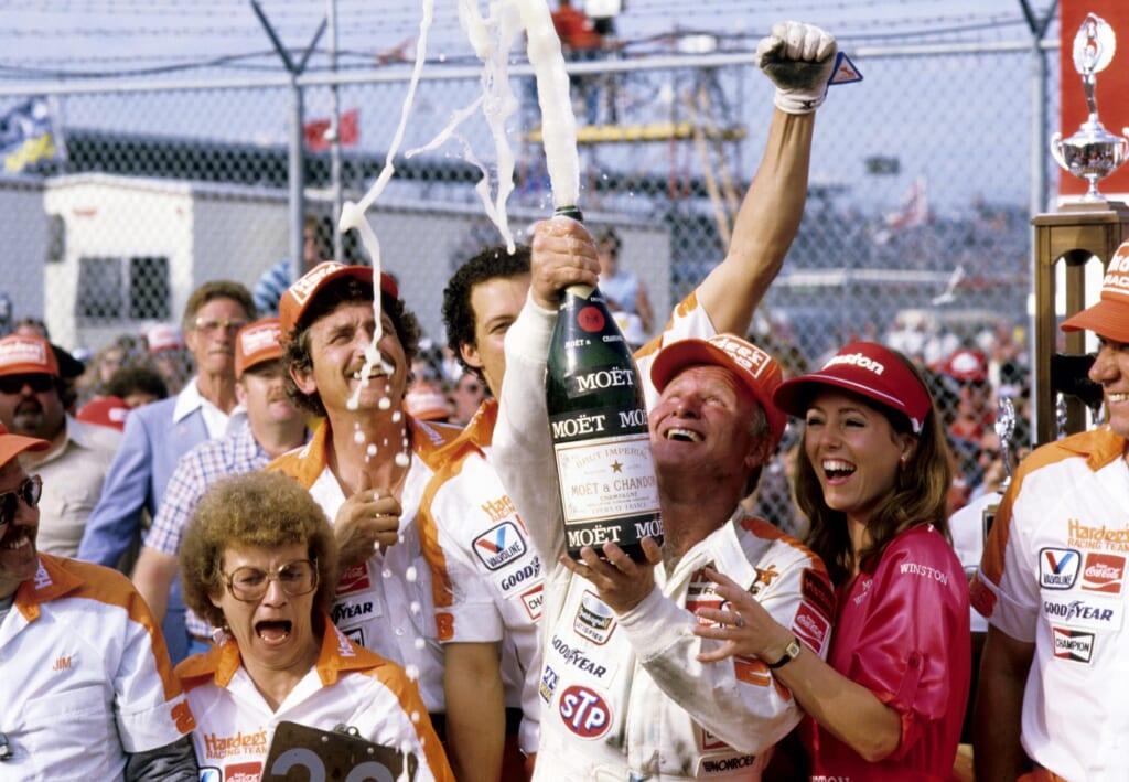 1984 Daytona 500, winner - Cale Yarborough