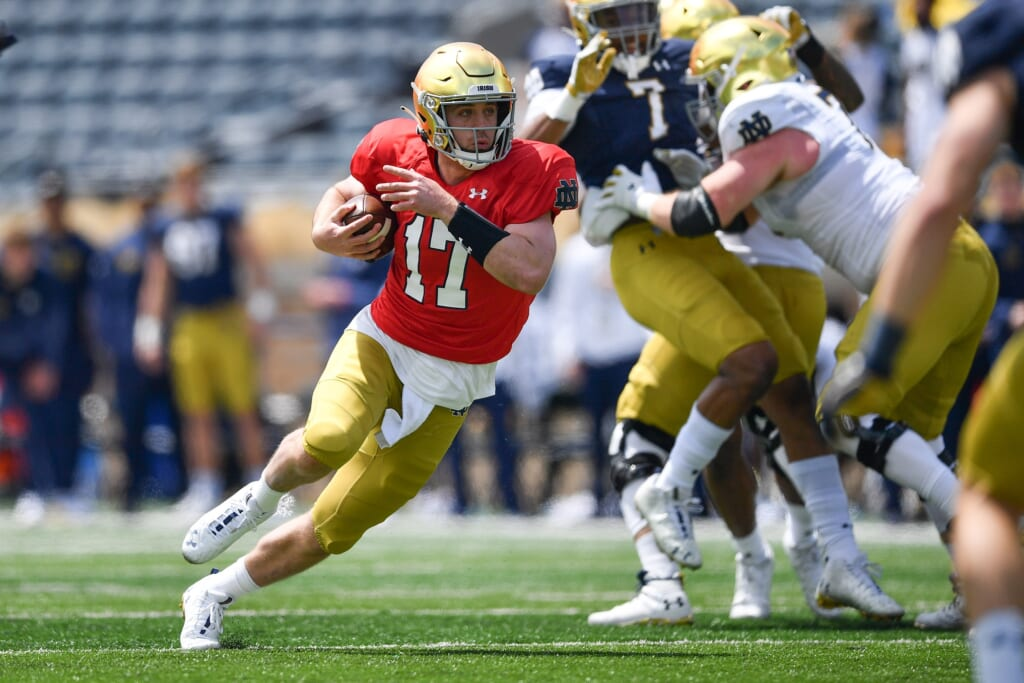 Notre Dame football schedule predictions, roster outlook