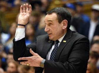 Mike Krzyzewski retiring as Duke coach after 2021-22 season