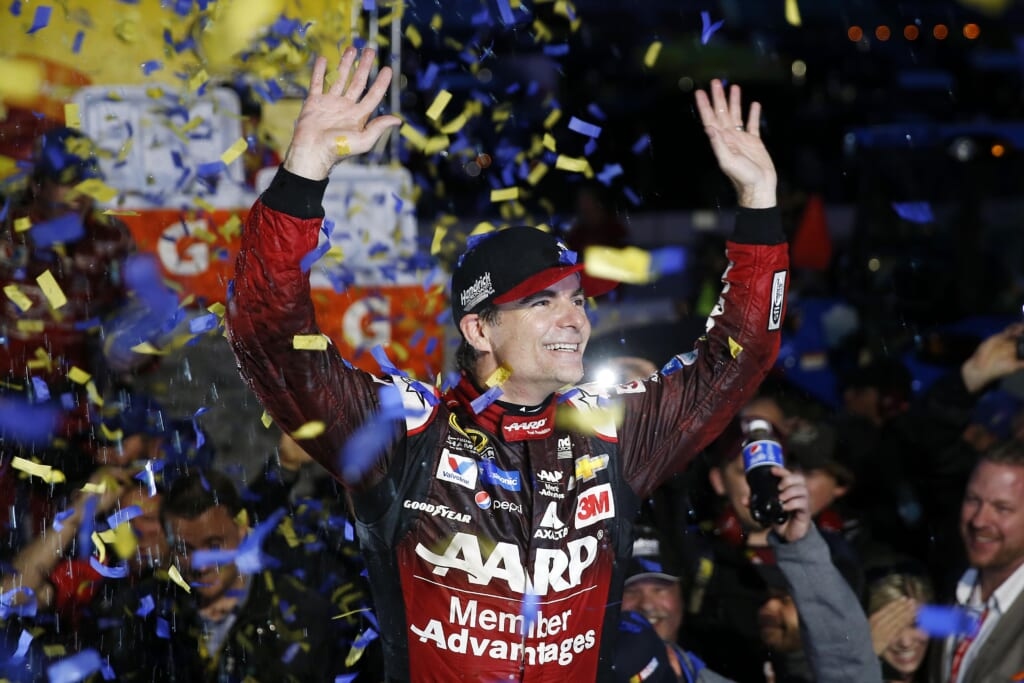 NASCAR: Goody's Headache Relief Shot 500