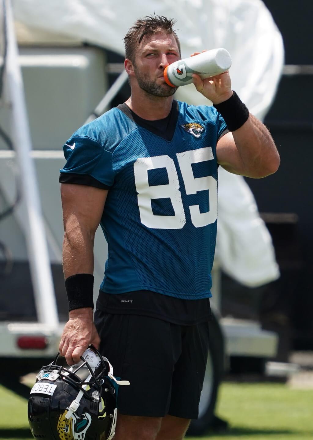 NFL: Jacksonville Jaguars OTA