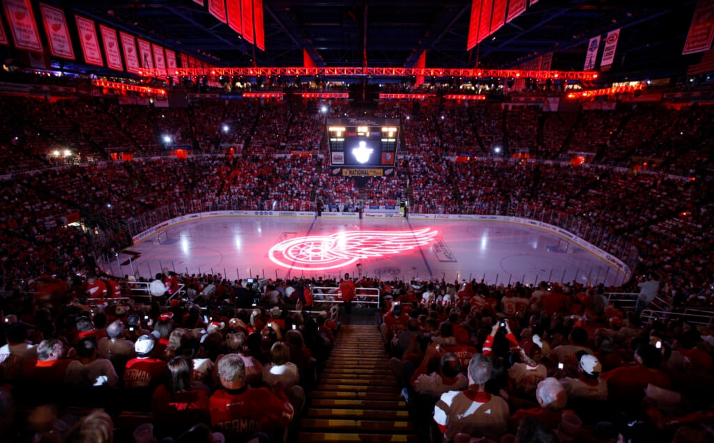 Top NHL Prospects - Lucas Raymond, Detroit Red Wings
