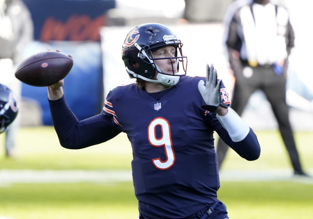 Nick Foles, Tennessee Titans