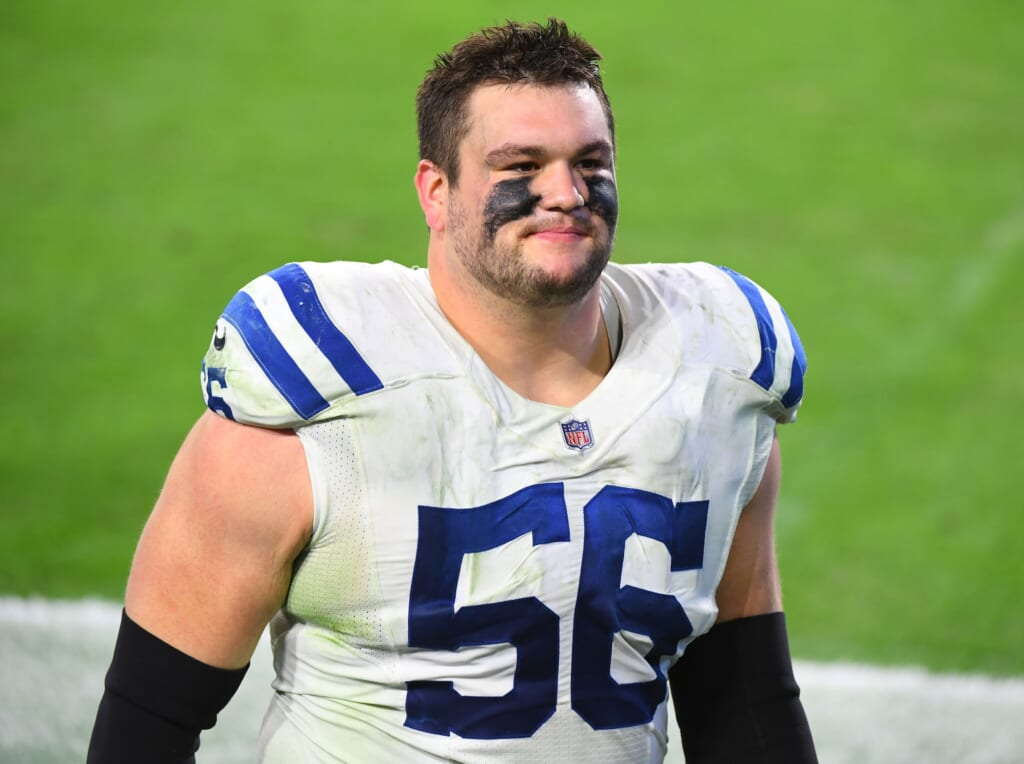 NFL contracts, Quenton Nelson