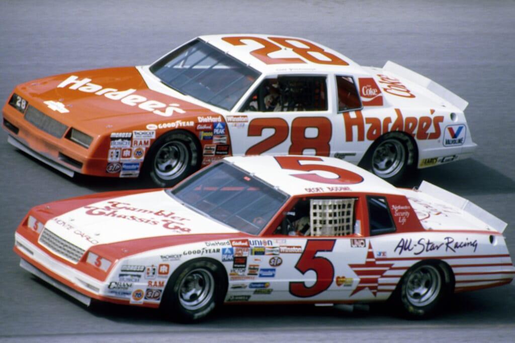 1984 NASCAR Race
