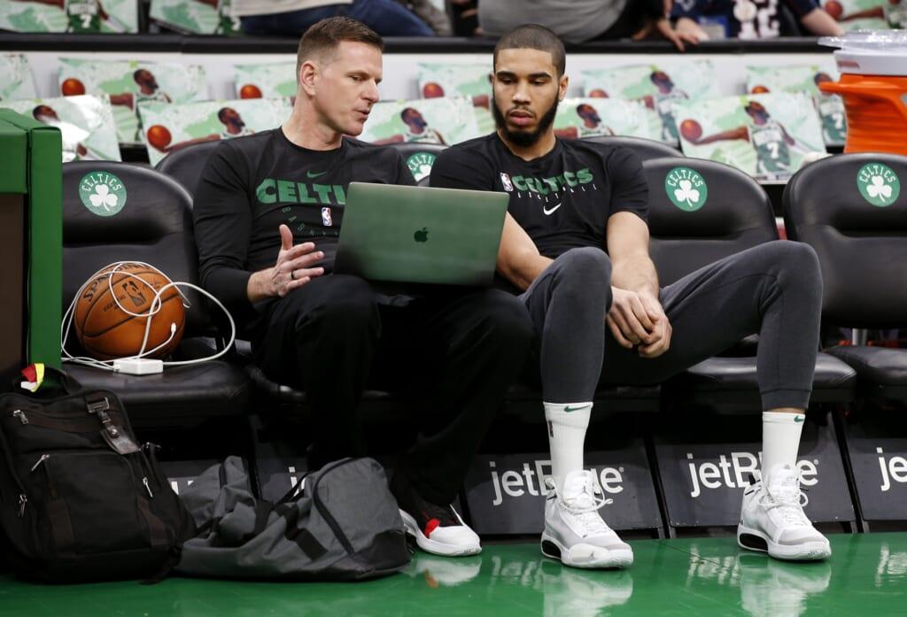 Boston Celtics hire Jay Larranaga
