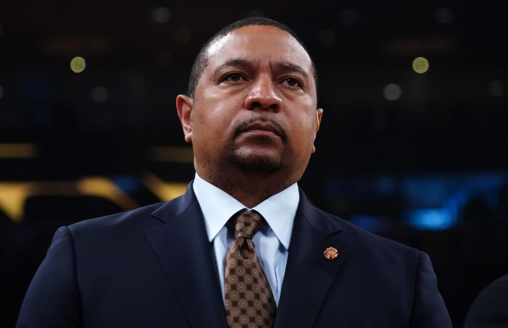 Indiana Pacers hire Mark Jackson
