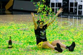 WNBA MVP, Breanna Stewart