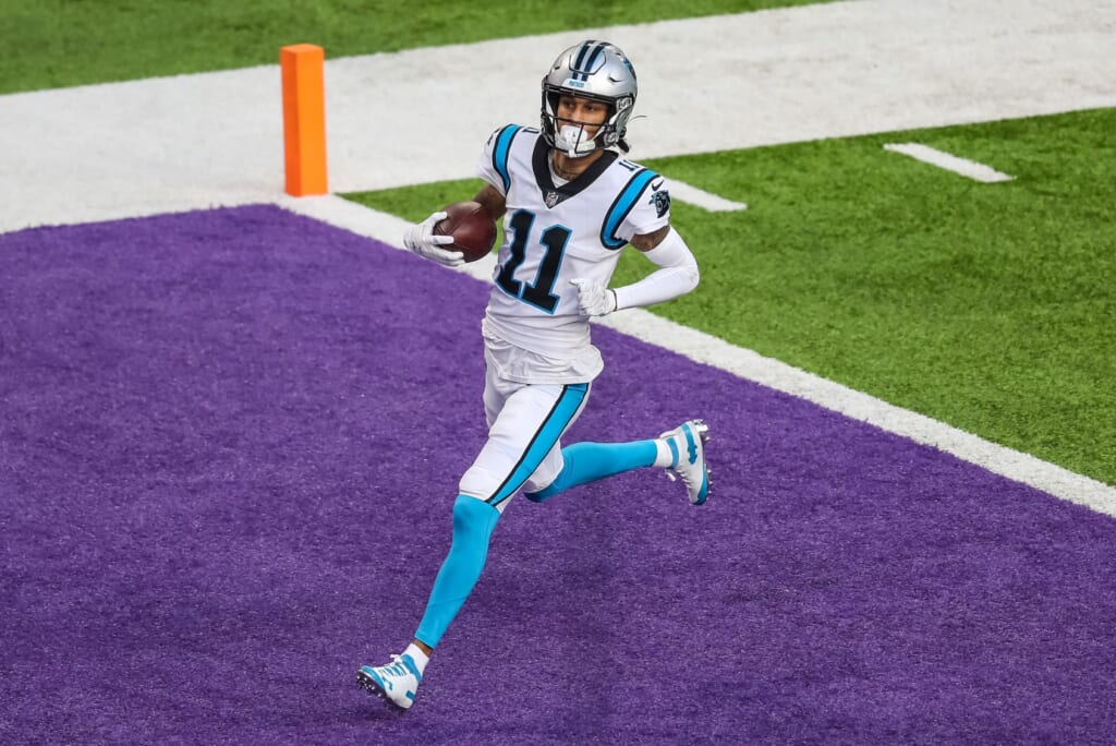 Robby Anderson trade to the Kansas City Chiefs