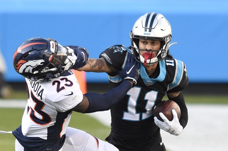 Robby Anderson trade to the Indianapolis Colts