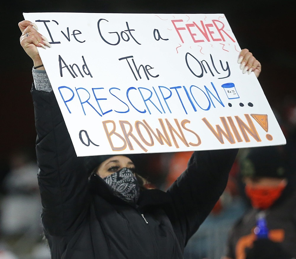 Browns Super Bowl?