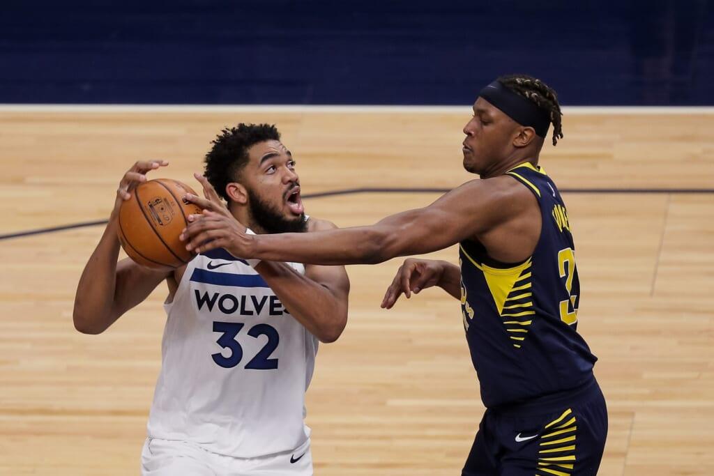 Myles Turner trade to the Minnesota Timberwolves