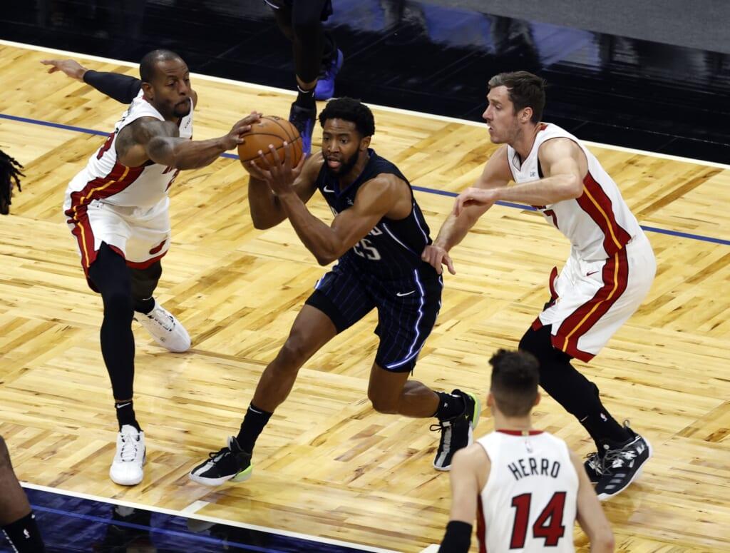 Kristaps Porzingis trade to the Miami Heat.