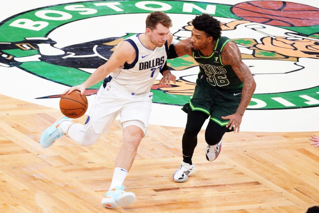 Marcus Smart trade to the Dallas Mavericks