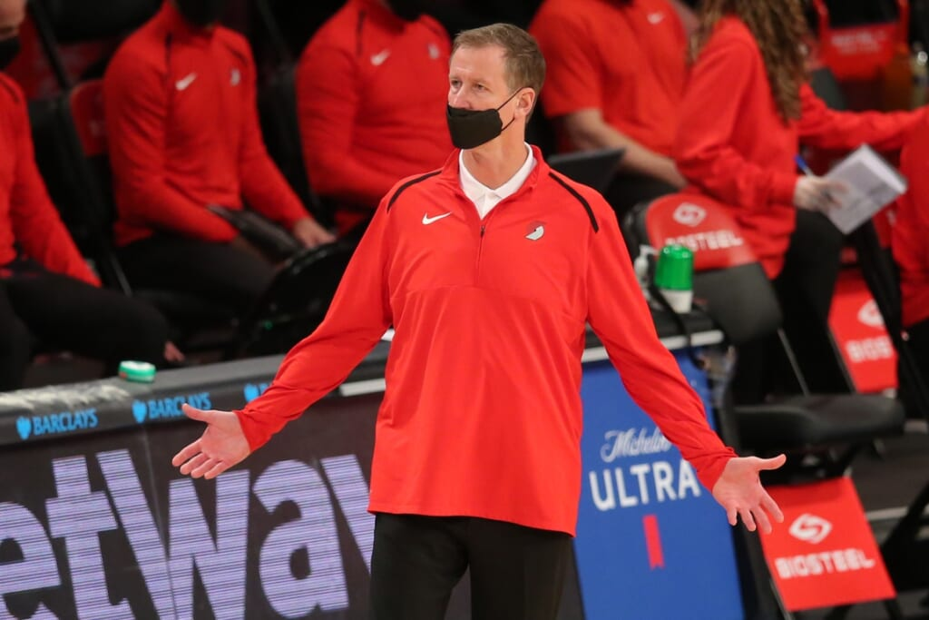Indiana Pacers hire Terry Stotts
