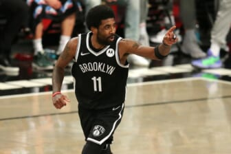 Kyrie Irving, All-NBA