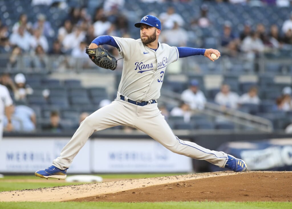 Danny Duffy, Chicago Cubs