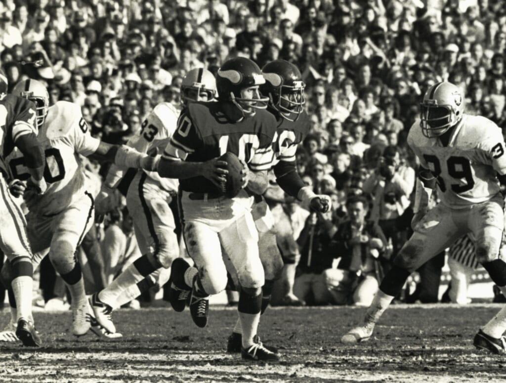 Minnesota Vikings Super Bowl history