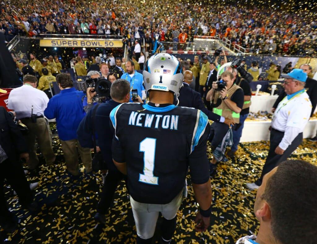 Carolina Panthers have never won a Super Bowl