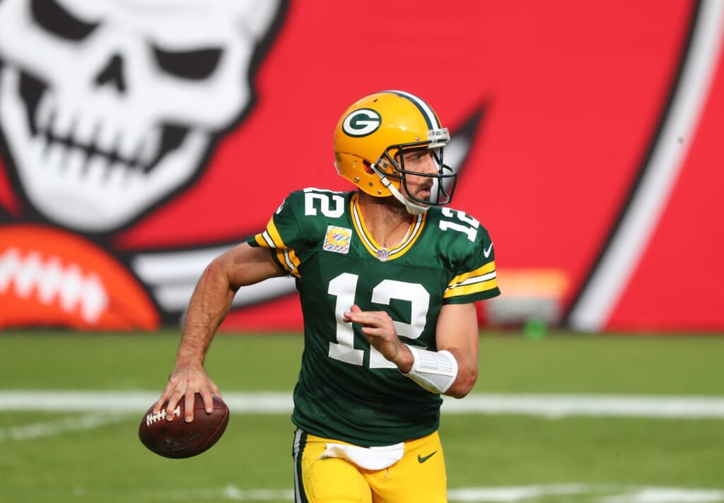 NFL trades, Aaron Rodgers