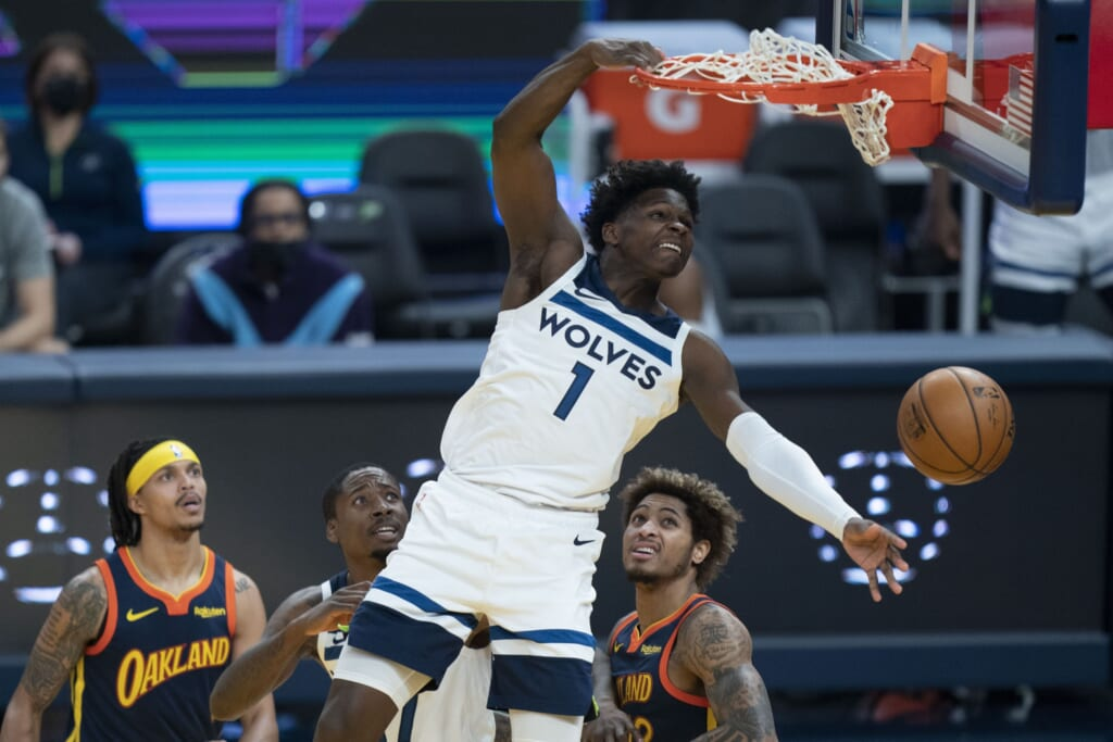 Zion Williamson to Minnesota Timberwolves
