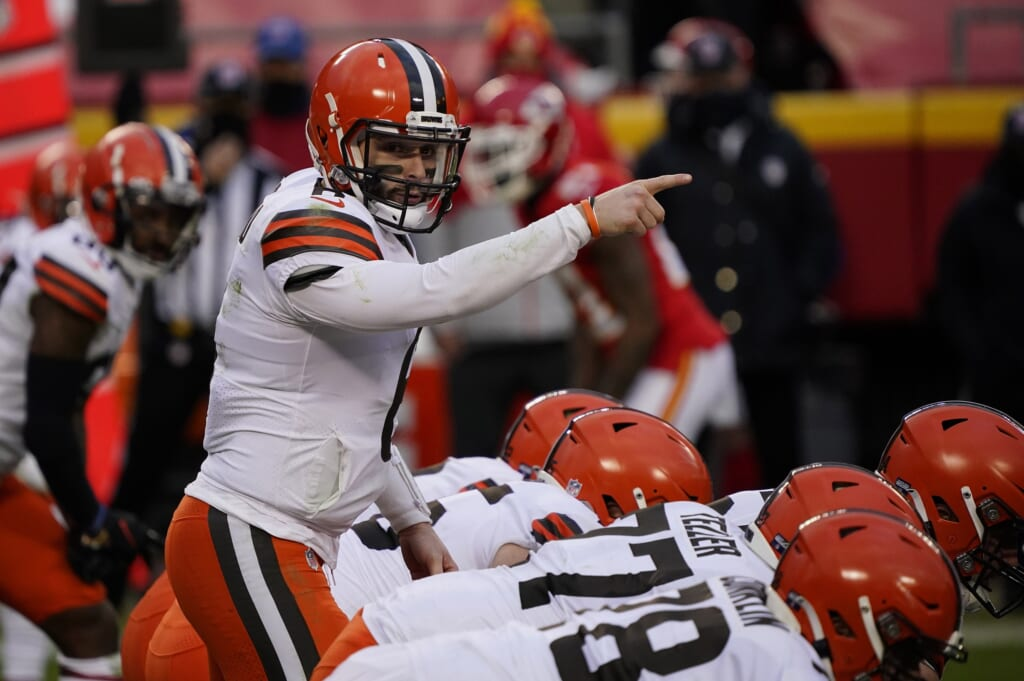 Cleveland Browns are situated well for long-term success