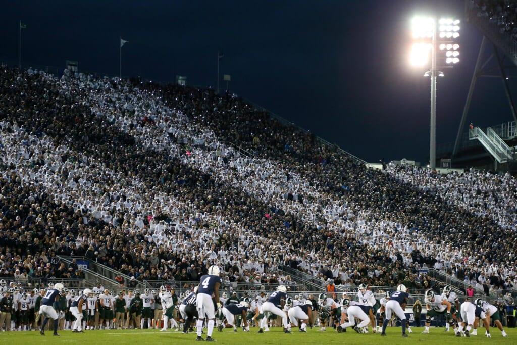 Best college football stadiums: Beaver Stadium, Penn State Nittany Lions