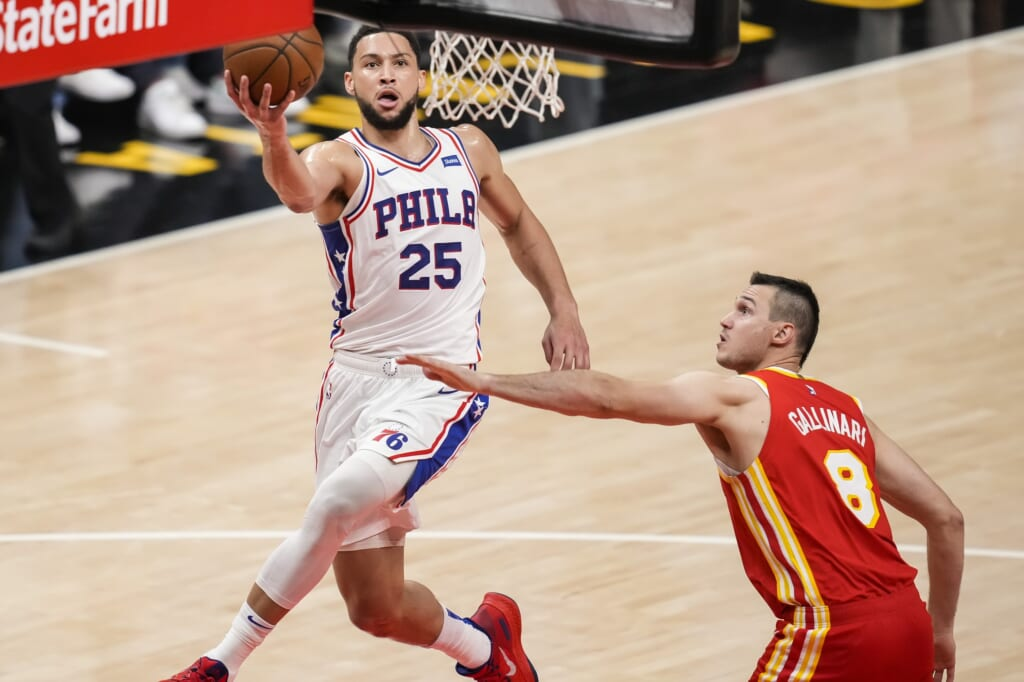 Reasons Atlanta Hawks can bounce back after Game 3 loss to 76ers