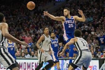 4 ideal Ben Simmons trade scenarios from the Philadelphia 76ers