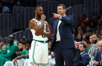 NBA: Preseason-Cleveland Cavaliers at Boston Celtics
