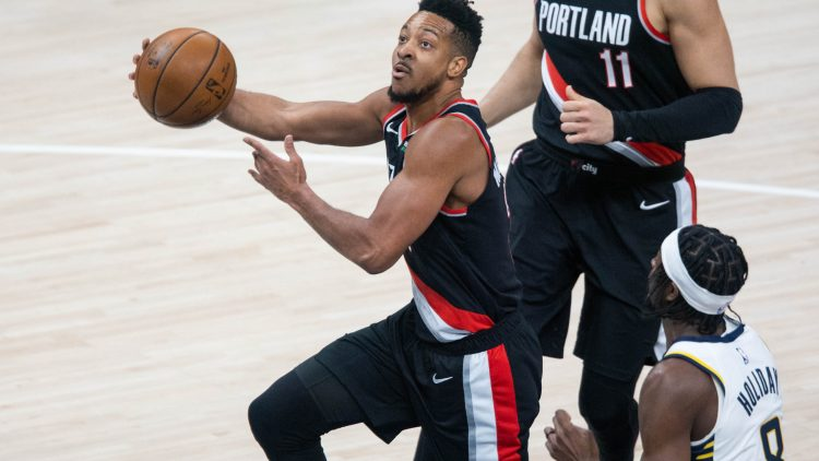 c.j. mccollum trade to the indiana pacers
