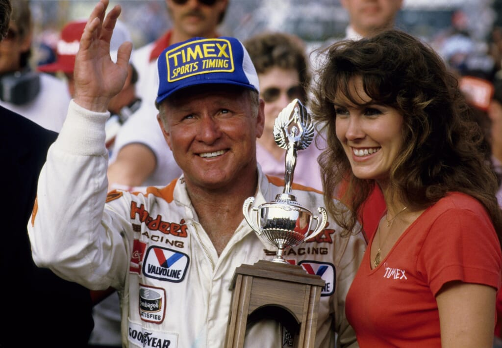 The greatest drivers in the history of the Daytona 500: Cale Yarborough